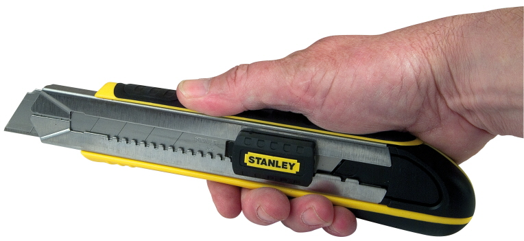 STANLEY launches SNAP-OFF stylet with safety lock on the side