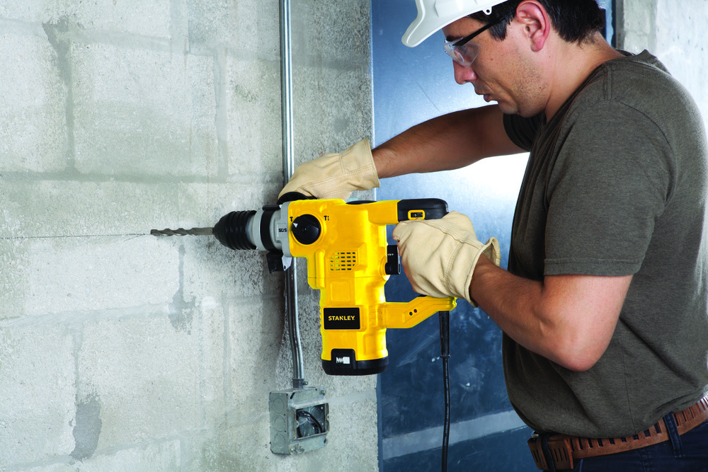 STANLEY launches interchangeable chuck hammer